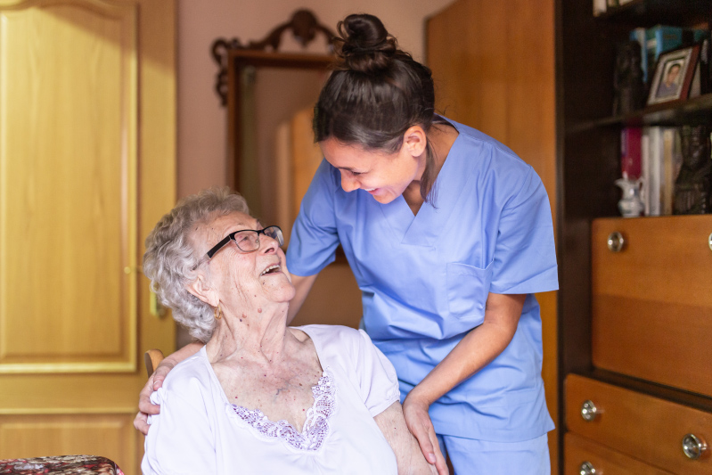 Respite care staffing agency Mac Healthcare